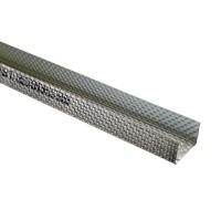 Profil gips carton din tabla zincata FS UW 50 x 30 x 4000 mm