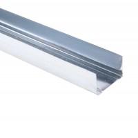 Profil gips carton FSY, tabla din otel zincat UW 50 x 4000 mm
