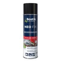 Spray adeziv pentru suprafete multiple, interior, Bostik Neo Fix, galben pai, 200 ml