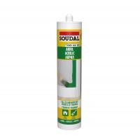 Mastic acrilic zidarie, Soudal, alb, 280 ml