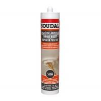 Adeziv pentru polistiren, Soudal 50A, alb, 280 ml