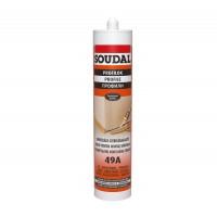 Adeziv universal cu solvent, Soudal 49A, 280 ml