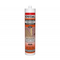 Adeziv de montaj pentru suprafete multiple, cu solvent, Soudal 48A, 280 ml