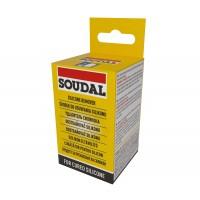 Curatitor pentru silicon intarit, Soudal, 100 ml