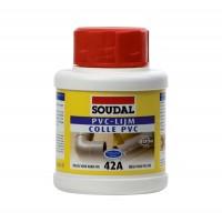 Adeziv pentru PVC rigid, Soudal 42A, 250 ml