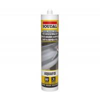 Mastic pentru izolari acoperis Aquafix Soudal, transparent, 280 ml
