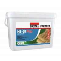 Adeziv pentru parchet MS-30P, Soudal, 18 kg