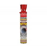 Spuma poliuretanica pentru tubulatura canalizare, Soudal, 750 ml