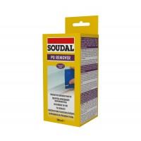 Curatitor spuma poliuretanica intarita, Soudal, 100 ml
