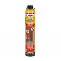 Spuma poliuretanica, aplicare cu pistol, Soudal, 750 ml