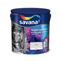 Vopsea gata colorata interior, Savana Superculoare, gri cald - relaxare, 5 L