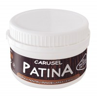 Patina - vopsea pentru lemn, Carusel, interior / exterior, bronz, 0.25 kg