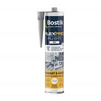 Etansant si adeziv poliuretanic, Bostik FLEXPRO PU 811, gri, interior / exterior, 300 ml