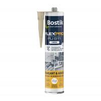 Etansant si adeziv poliuretanic, Bostik FLEXPRO PU 811, crem, interior / exterior, 300 ml