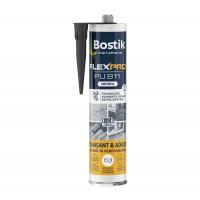 Etansant si adeziv poliuretanic, Bostik FLEXPRO PU 811, negru, interior / exterior, 300 ml
