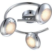Plafoniera LED Gilles 56217-3, 3 x 5W