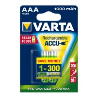 Acumulator Varta Profesional 5703, R3 ( AAA ), 1000 mAh, 2 buc
