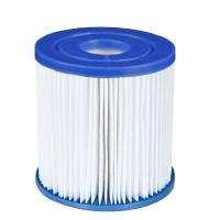 Cartus filtru Bestway  58093, pentru pompa filtrare apa piscina, 9 x 8 cm