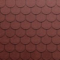 Sindrila bituminoasa Top Shingles traditional rosu / caramiziu