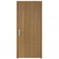 Usa de interior din lemn, SuperDoor F04-68-Q, stanga / dreapta, stejar deschis, 203 x 68 cm