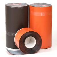 Banda autoadeziva Ekobit aluminiu, grafit, 30 cm x 1,5 mm x 10 m