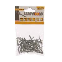 Nituri pop, aluminiu, Lumytools LT70420, 12.7 x 4, 50 bucati