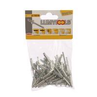 Nituri pop, aluminiu, Lumytools LT70510, 19 x 4.8, 50 bucati