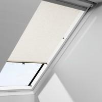 Rulou interior perdea fereastra mansarda Velux RFL M06 4000, bej-rustic, 118 x 78 cm