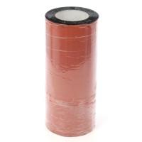 Banda autoadeziva Ekobit aluminiu, teracota, 10 cm x 1,5 mm x 10 m