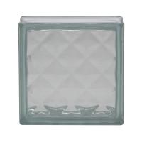 Caramida sticla Jewel, interior / exterior, 19 x 19 x 8 cm