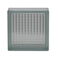Caramida sticla Parallel, interior / exterior, 19 x 19 x 8 cm