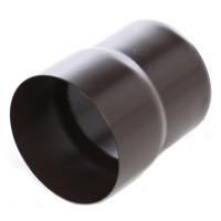 Mufa metalica Bramac Stabicor, maro, D 100 mm