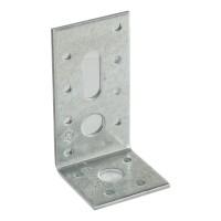 Vinclu de imbinare, Vormann, din otel zincat, 90 x 48 x 48 x 3 mm