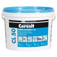 Hidroizolatie bicomponenta, flexibila, Ceresit CL 50, 12,5 kg