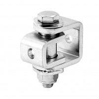 Pivot sudabil pentru porti batante, extensibil, otel, 66 x 33 mm