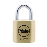Lacat alama Yale Y110/20/111/1. 20 mm