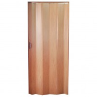 Usa de interior plianta Italbox, furnir nuc, 203 x 85 cm