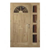 Usa intrare din lemn, Napsugar, stejar, stanga, 138 x 208 cm
