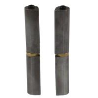 Balama sudabila lacrima pentru confectii metalice, reglabila, otel, L = 140 mm, diametru 21 mm