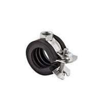 Colier metalic pentru tevi, cu garnitura de cauciuc, FGRS 79428, 59 -63 mm