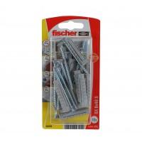 Diblu universal din nylon, cu surub cu cap inecat, Fischer SX, 8 x 40 mm, 10 bucati