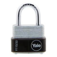 Lacat lamelar Yale Y115/30/117/1, 30 mm