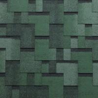Sindrila bituminoasa Tegola gothik verde 2 tonuri