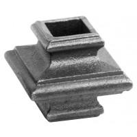 Element fier forjat pafta ART 746/2, 50 x 55 mm