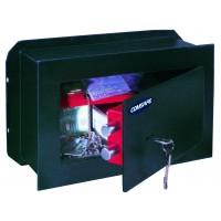 Seif perete Rottner Dolomit4 T03083, cheie cu 2 bolturi, din metal, antracit, 450 x 200 x 280 mm