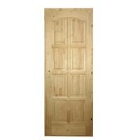 Usa de interior din lemn, Kobezol Bibor, dreapta, natur, 78 x 205 cm