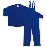 Costum salopeta pieptar Alpha, bleu, marimea 58