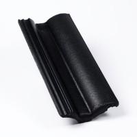 Tigla 1/2 Romana, antracit, suprafata Protector, 180 x 420 mm