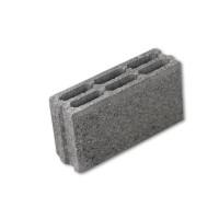 Boltar din beton pentru zidarie BZ2 400 x 125 x 195 mm (LxGxH)