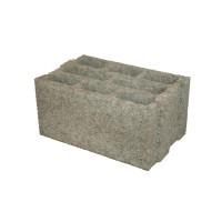 Boltar din beton pentru zidarie BZ3 400 x 250 x 195 mm (LxGxH)